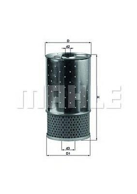 UFI Ölfilter 25.528.00 für MERCEDES W124 S124 190 W201 E-CLASS T1 Bus 602 601 T2