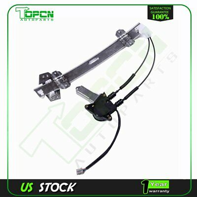Power Window Regulator Motor Assembly Front Drivers Side For 94-97 Accord 741713