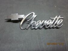 LATE 1970S-EARLY 80S CHEVROLET CHEVETTE EMBLEM YEARS?