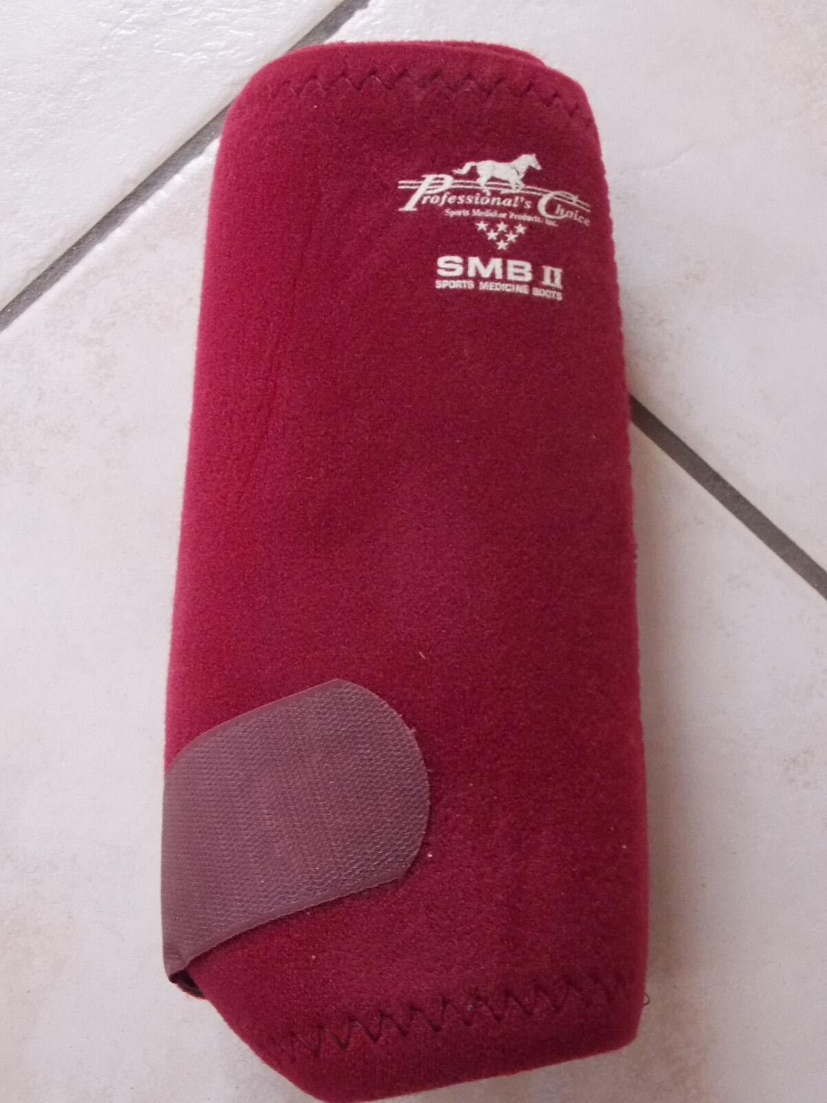 ■■■ SMB medicine Stiefel 200, neu, ovp, unbenutzt, blau, Klettverschluß Gr. M ■■■