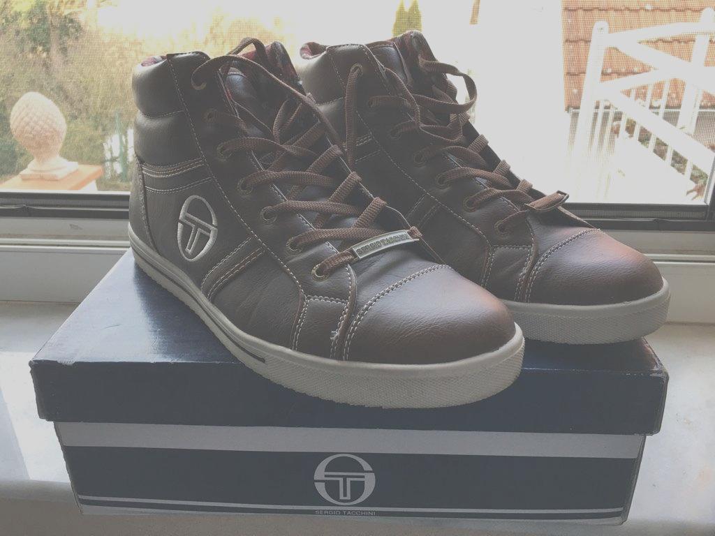 Herren Sneaker 03 Root, braun von Sergio Tacchini, Gr. 44/45 - neu mit Karton!!!