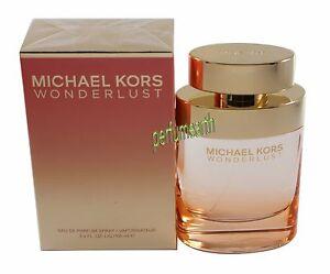 d33ed9bdf4c4 Wonderlust by Michael Kors 3.4 3.3 oz Eau De Parfum For Women Spray ...
