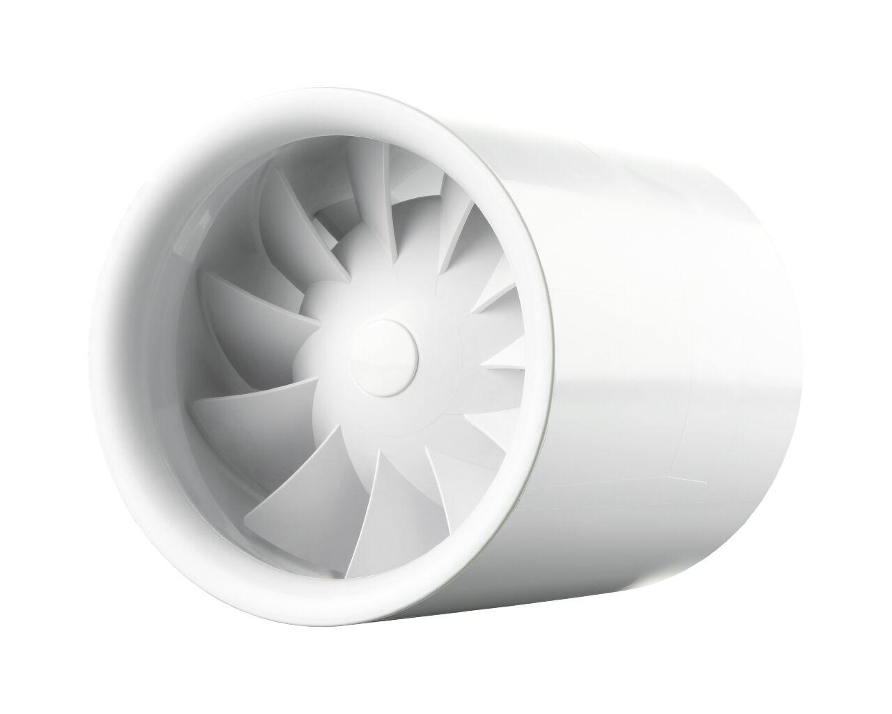 Rohreinschubventilator Soundless Turbine Duo - mit kugelgelagertem Motor     | Spaß  | Zu einem niedrigeren Preis  | Stabile Qualität