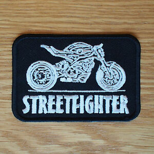 Motorcycle Biker Cloth Patch Badge Leathers Cut Off Vest Jacket Colours Horn Gun