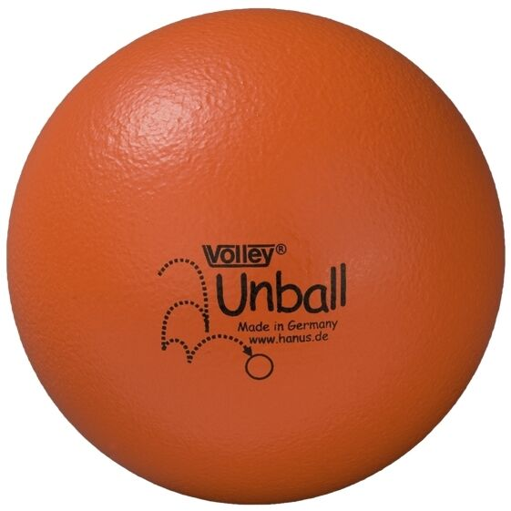 Grevinga® SCHOOL Volley  Unball  Softball in Orange Orange Orange 106199- d40a1b