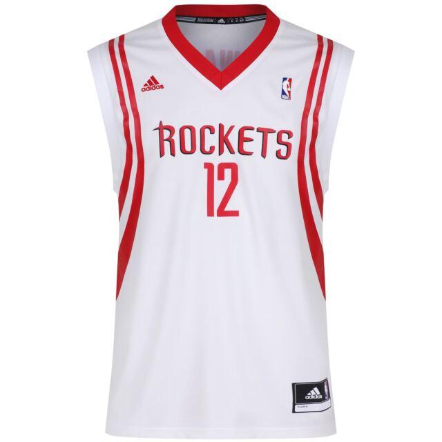 d2774e9a0 ... closeout adidas dwight howard replica jersey 12 houston rockets white  xxs xs s m l xl nba 98247