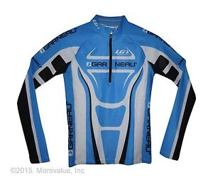 new Louis Garneau Elite XC Junior Jersey Cross Country skiing Made in Canada