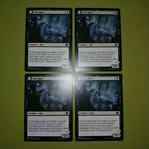 Graf-Rats-x4-Eldritch-Moon-4x-Playset-Magic-the-Gathering-MTG
