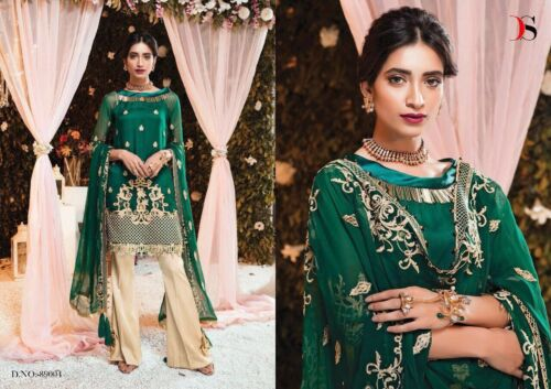 Designer indiano Salwar Shalwar pakistano Kameez etnico Bollywood UrPUq4
