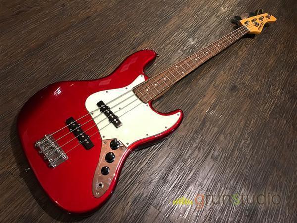 FERNANDES RJB-380 Jazz Bass Model beutiful JAPAN rare useful EMS F S