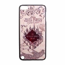 Harry Potter Hogwarts Marauder Map Hard Back Case Cover for iPod Touch 5 5th gen