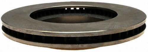 Disc Brake Rotor-Non-Coated Front ACDelco Advantage 18A816A