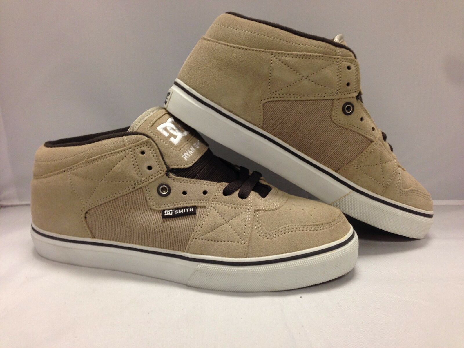 DC Men's shoes ''Smith 2.O S''--CBLESTNE