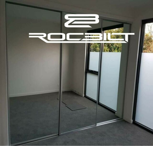 Mirror Wardrobe Sliding Doors For Sale Online Ebay