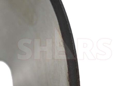 "SHARS 6 x 0.045/"" TYPE D1A1R DIAMOND CUT-OFF WHEEL GRINDING 150 GRIT NEW"