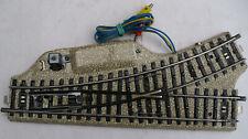 Märklin 5117 5118 M-Gleis elektrische Weiche links Funktion geprüft