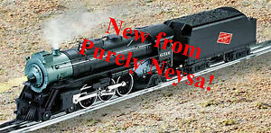 LIONEL-Milwaukee-Road-4-6-2-Pacific-E-amp-T-6316-o-gauge-train-6-38067-NIB-NR-mk