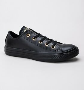 Details about Converse Chuck Taylor all Star Ox Craft Sl Shoe Shoes Original Black 555964C
