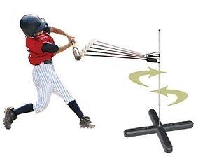 Youth-Baseball-Swing-Trainer-Batter-Up-Practice-Machine-Aid-Hitting-Tool-BU99X