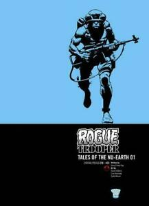 Rogue-Trooper-Tales-of-Nu-Earth-Vol-1-2000-Ad-by-Gerry-Finley-Day-NEW-Book