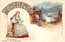 bc65648 Les Dentelles Irlande Lac de Killarnay Folk Folklore Type ireland
