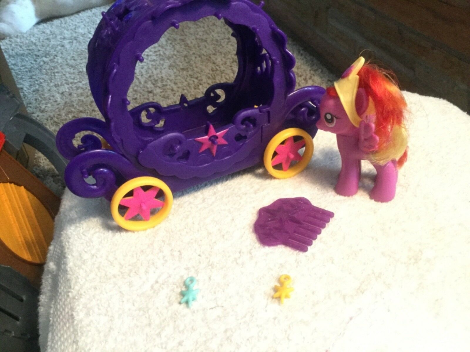 My Little Pony and Carriage