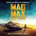 Junkie XL - Mad Max Fury Road (original Motion Picture Soundt CD
