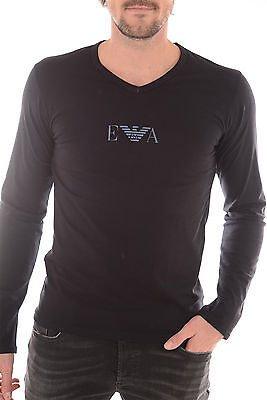 Klug Emporio Armani Tee Shirt Stretch Ml 5a715 Size L