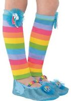 My Little Pony Rainbow Dash Child Leg Warmers -new