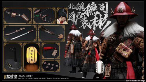 1//6 Kong Ling Ge The Ming Dynasty Yuan Bin Bai Hu of Bei Zhen Fu Si KLG017