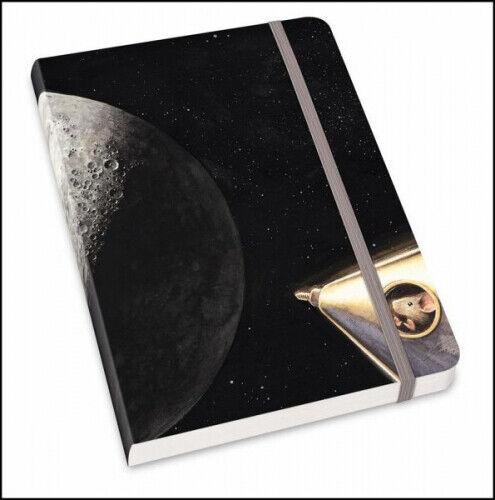 Format DIN A5 Broschiertes Buch Notizbuch Mondlandung Torben Kuhlmann