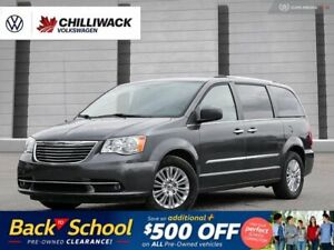 2015 Chrysler Town & Country Premium   7 PASSENGER, LEATHER, SUNROOF!