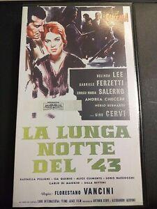 """La Lunga Notte Del """"43 Vhs"""