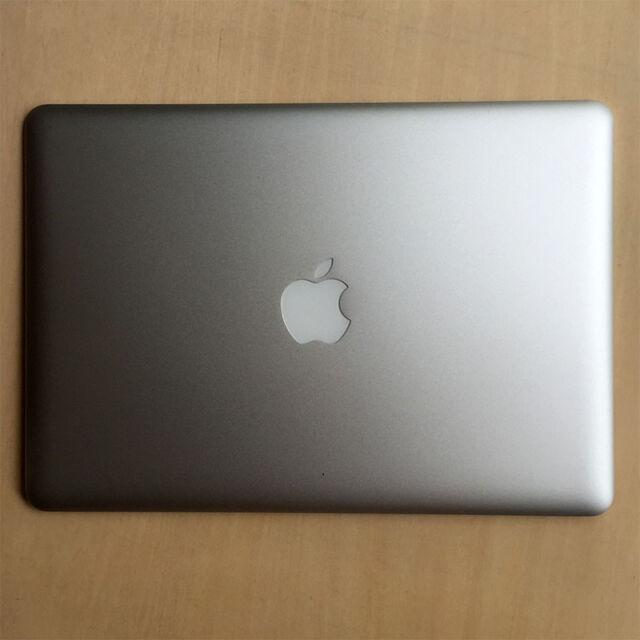 "NEW OEM Original Apple MacBook Pro 13/"" A1278 2011 LCD Back Cover Lid 2011 2012"