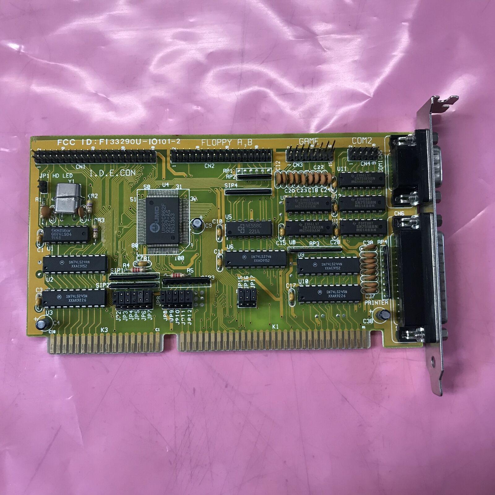 Biostar Systems Co. 3290U Multi-I O Card 3290U-IO101-2