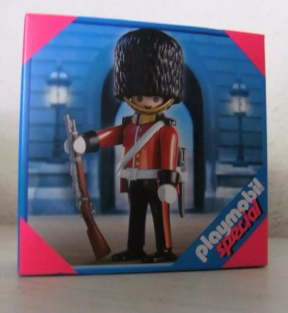 Playmobil Special Royal Guard 4577 NIP Nostalgie Bearskin Cap Guard