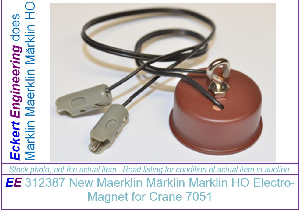 312387 Märklin H0 Magnet 76515 Crane