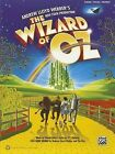 The Wizard of Oz -- Selections from Andrew Lloyd Webber's New Stage Production: Piano/Vocal/Guitar by Andrew Lloyd Webber, Alfred Publishing (Paperback / softback, 2011)