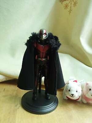 no figure 1:12 Black Cape Cloak With Fur collar For Bandai SHF figma Body