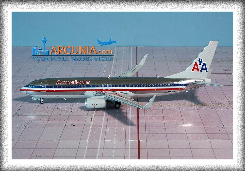 Gemini200 (1 200) American Airlines Boeing 737-800(w)  N921NN  G2AAL769