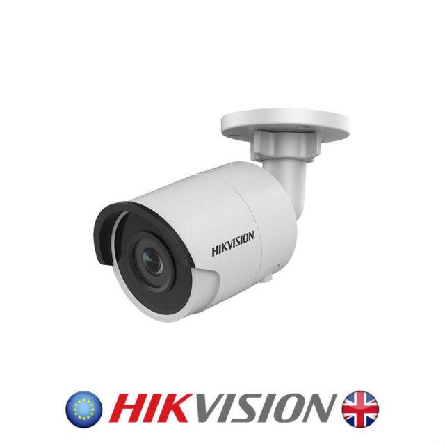 HIKVISION DS-2CD2085G1-I 4 mm 8MP 4K H.265 UHD Security Bullet Network Camera
