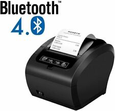 Munbyn Bluetooth Pos Receipt Printer 80mm Direct Thermal Printeronly Windows