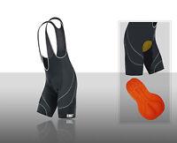 Cycling Gel-Padded Bib-Shorts, Professional Cyclist, Cycle, Comfortable, Bike