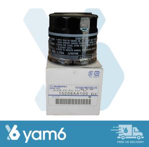 GENUINE-SUBARU-BLACK-OIL-FILTER-IMPREZA-WRX-STi-LEGACY-FORESTER-15208AA100