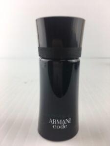 Armani Code Giorgio Armani Men Edt Miniature Splash 4 Ml Unbox