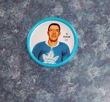 Shirriff coin # 20 Al Arbour Toronto Maple Leafs lot # 15