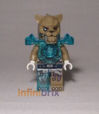 Lego Strainor from sets 70142 + 70220 Saber Cycle Legends of Chima NEW loc099