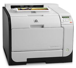 hp laserjet pro 400 color m451dn laser printer ce957a new. Black Bedroom Furniture Sets. Home Design Ideas