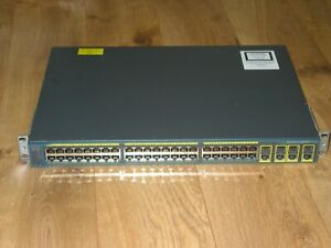 Cisco-WS-C2960G-48TC-L-Catalyst-2960G-48-Ports-Fast-Ethernet-Switch-with-handles