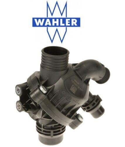 C OEM Wahler 11537601158 For BMW E82 E88 E92 E93 Thermostat w// Housing 103 deg
